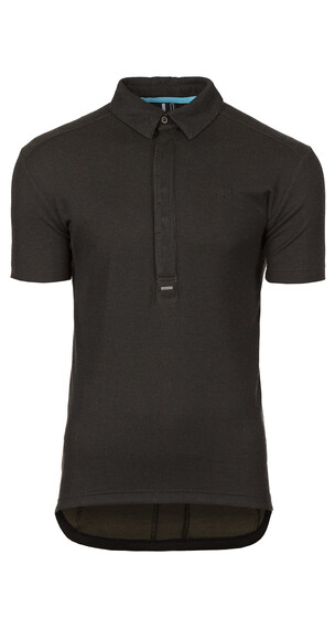 Endura Urban CoolMax Polo Shirt Herren schwarz